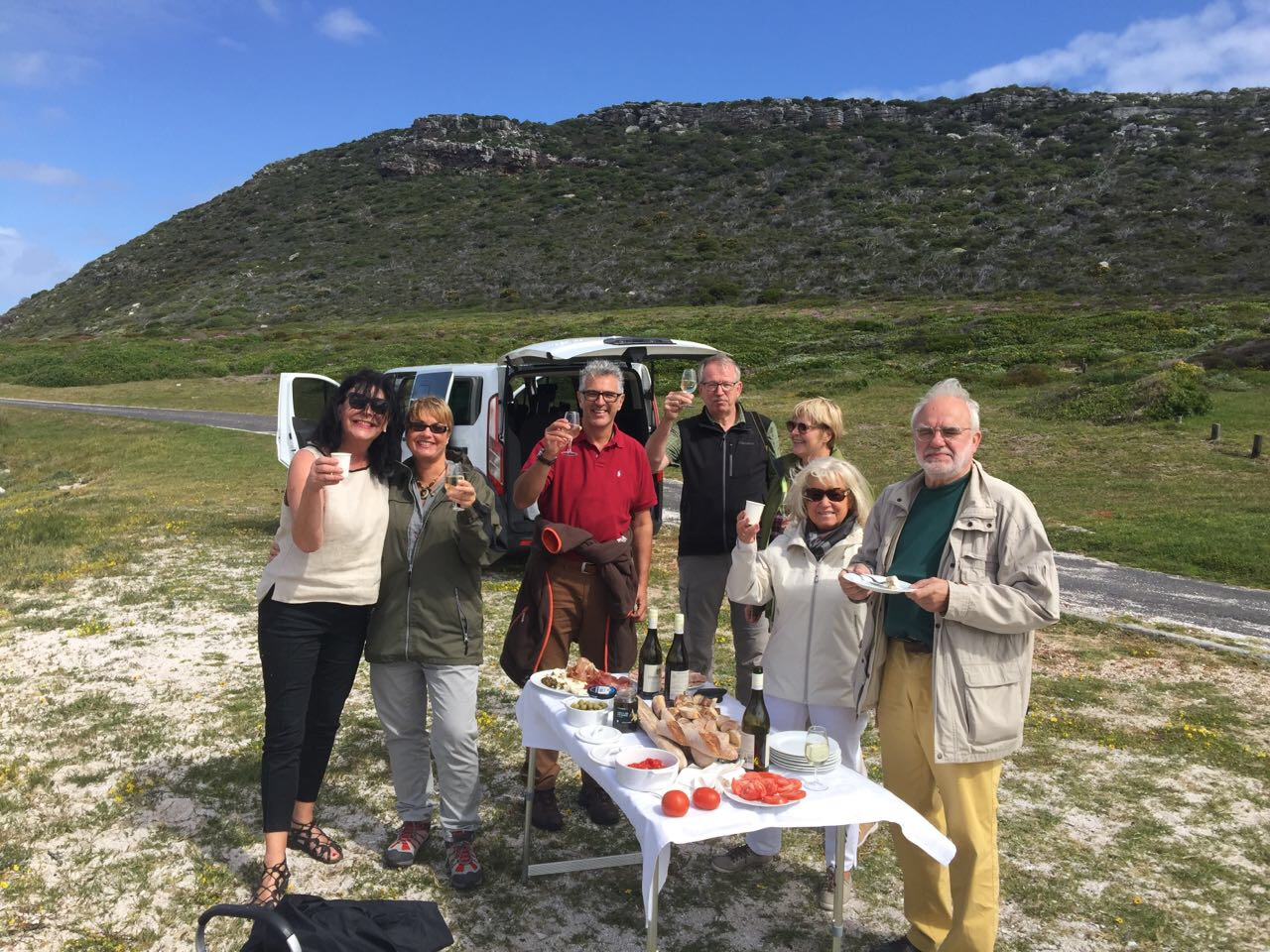 a cape point picknick