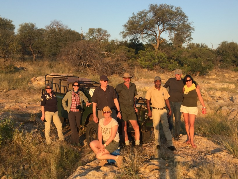 sundowner group mai safari